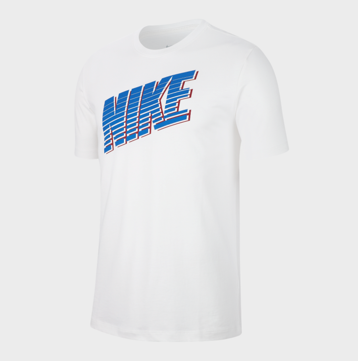 Bilde av Nike M tee nike block CK2777-100