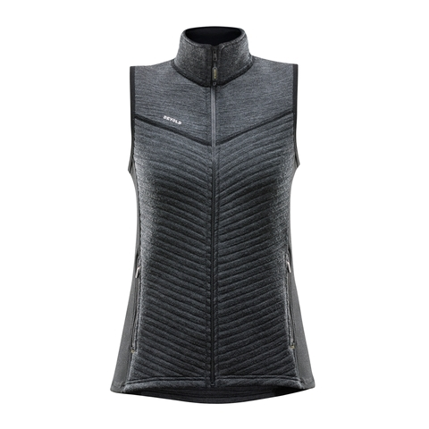 Bilde av Devold  TINDEN SPACER WOMAN VEST 940 Anthracite