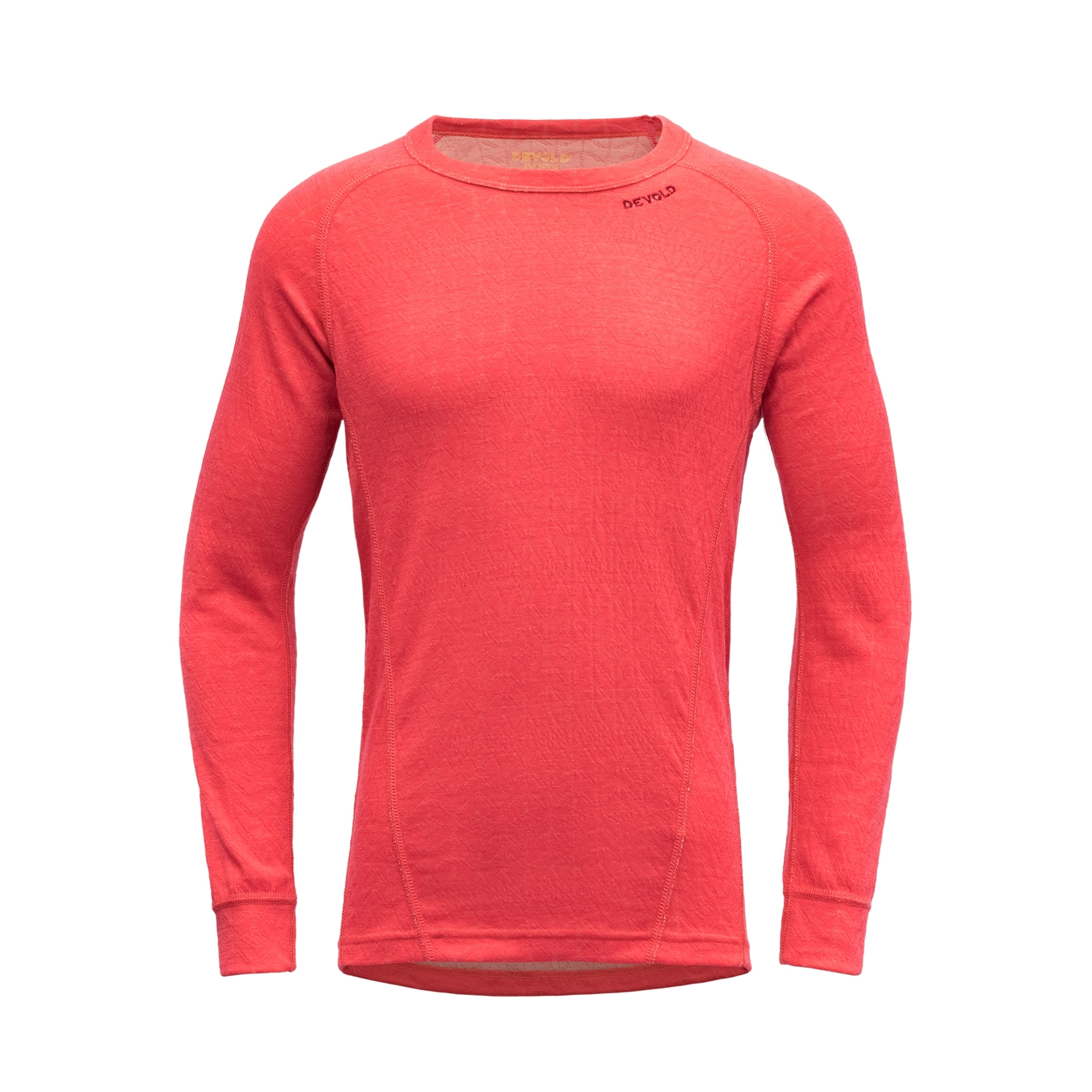 Bilde av Devold  DUO ACTIVE JUNIOR SHIRT 190A Poppy