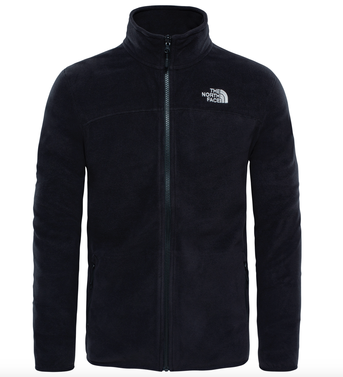 Bilde av The North Face  M 100 GLACIER FULL Z Black