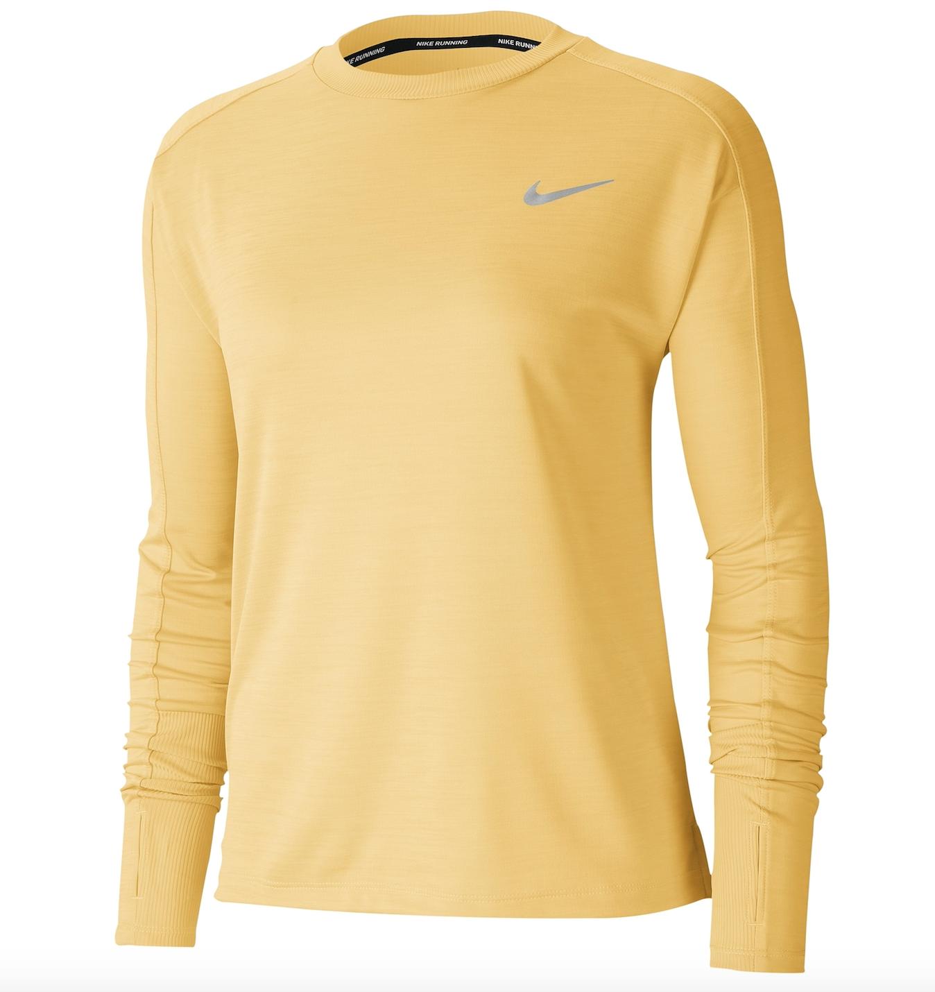 Bilde av Nike  W NK PACER TOP CREW 928609-795