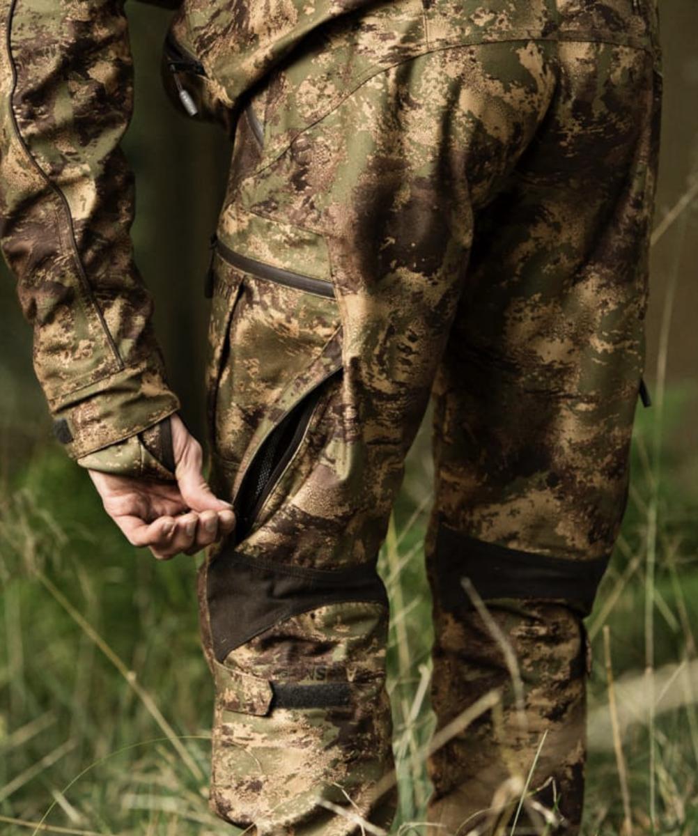 Bilde av Härkila Lynx Bukse AXIS MSP Forest Green