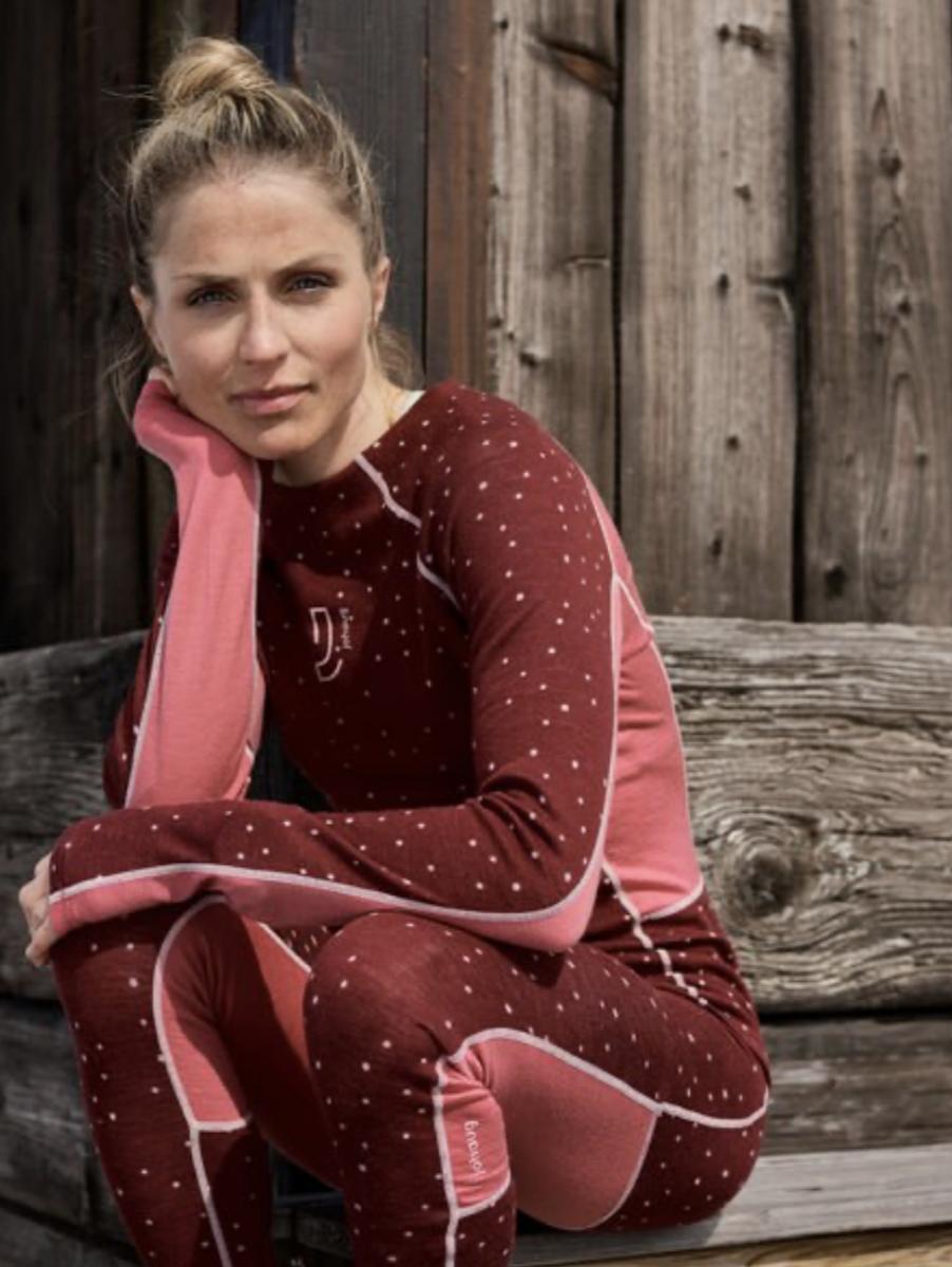 Bilde av Johaug  Maven Wool Long Sleeve Caber