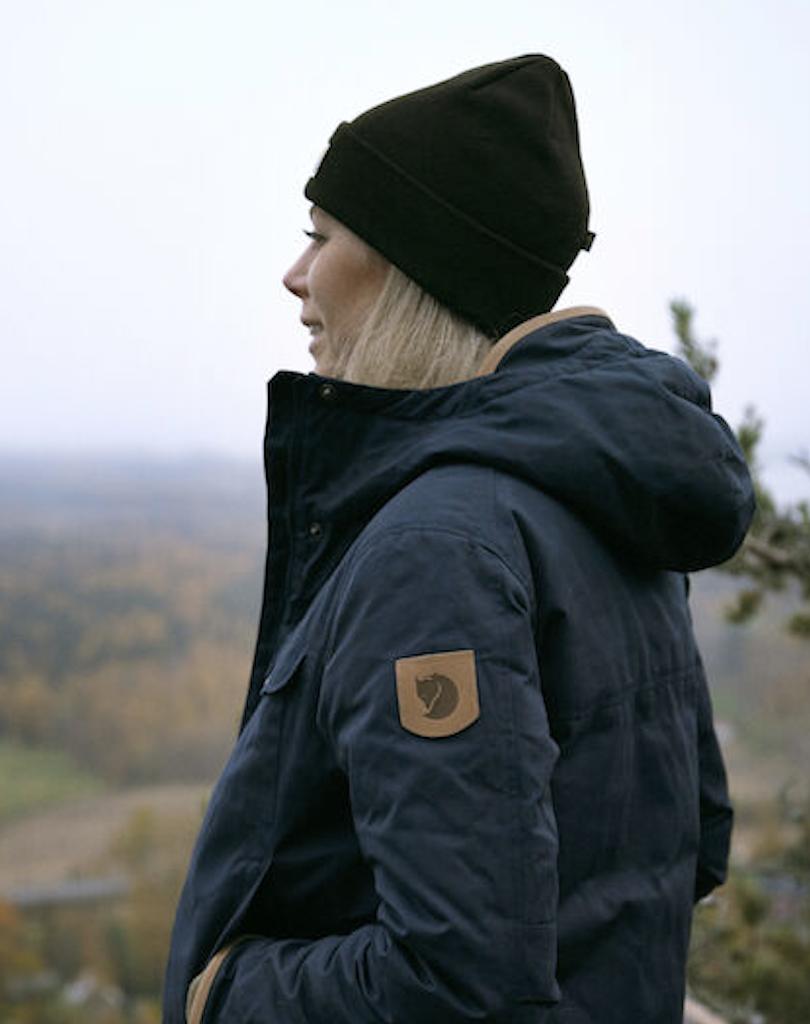 Bilde av Fjällräven  Vardag Classic Beanie 550 Black