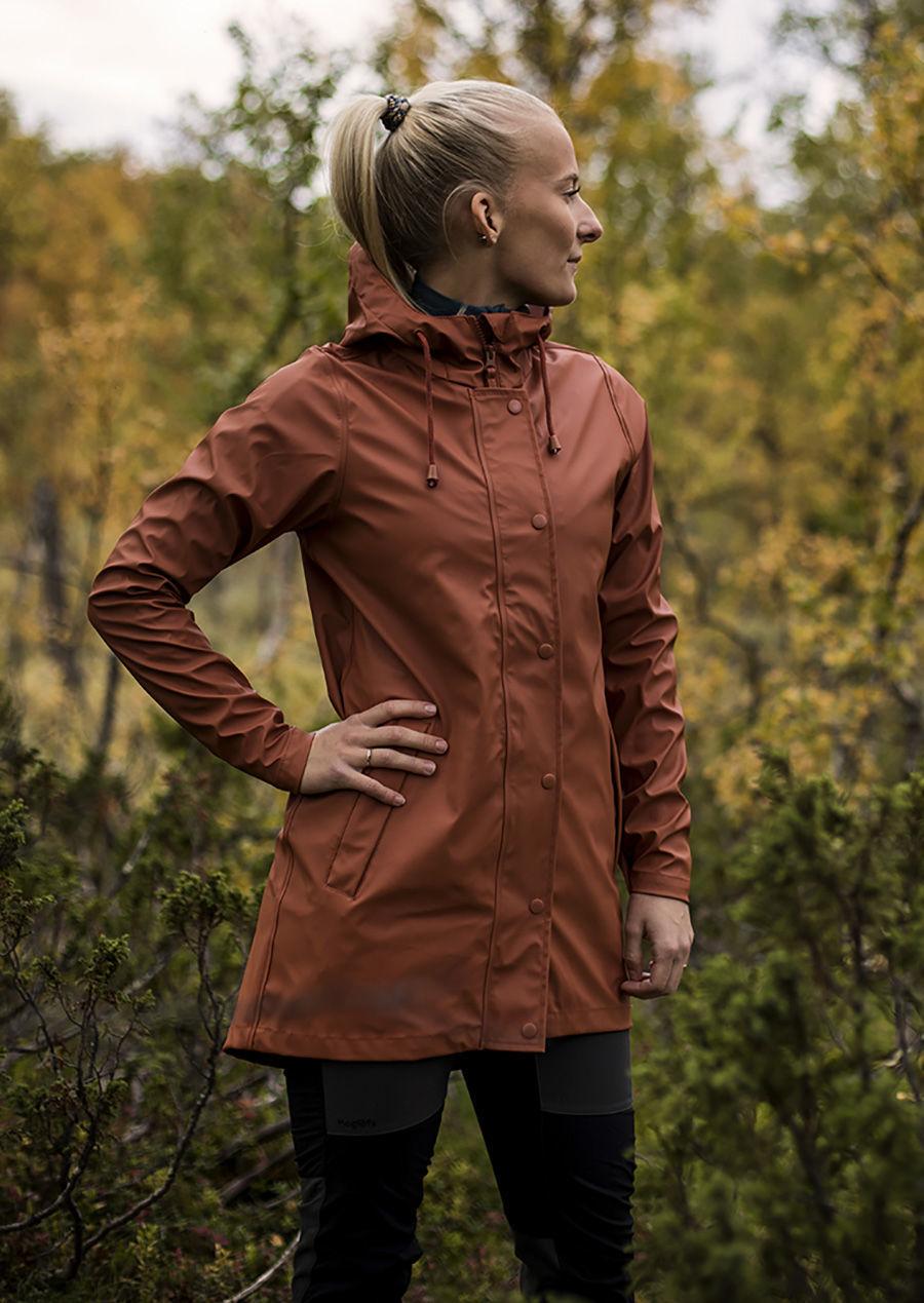 Bilde av Petra W Rain jacket 5051 Aubum