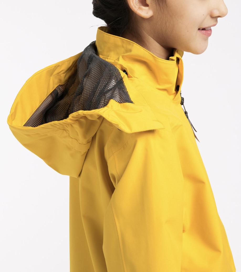 Bilde av Haglöfs  Mila Jacket Junior 4L4 Pumpkin Yellow