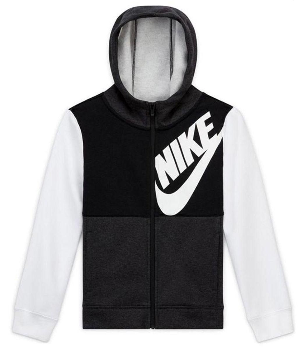 Bilde av Nike  B NSW HOODIE FZ KIDS PACK CU9221-010