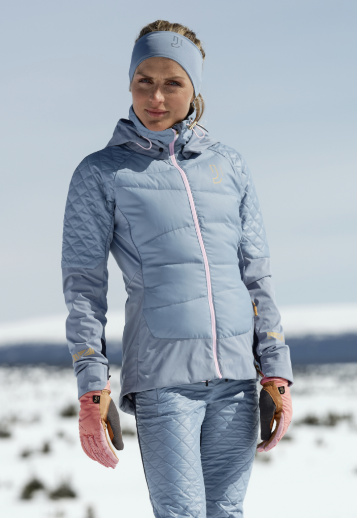 Bilde av Johaug  Thermal Headband Blues