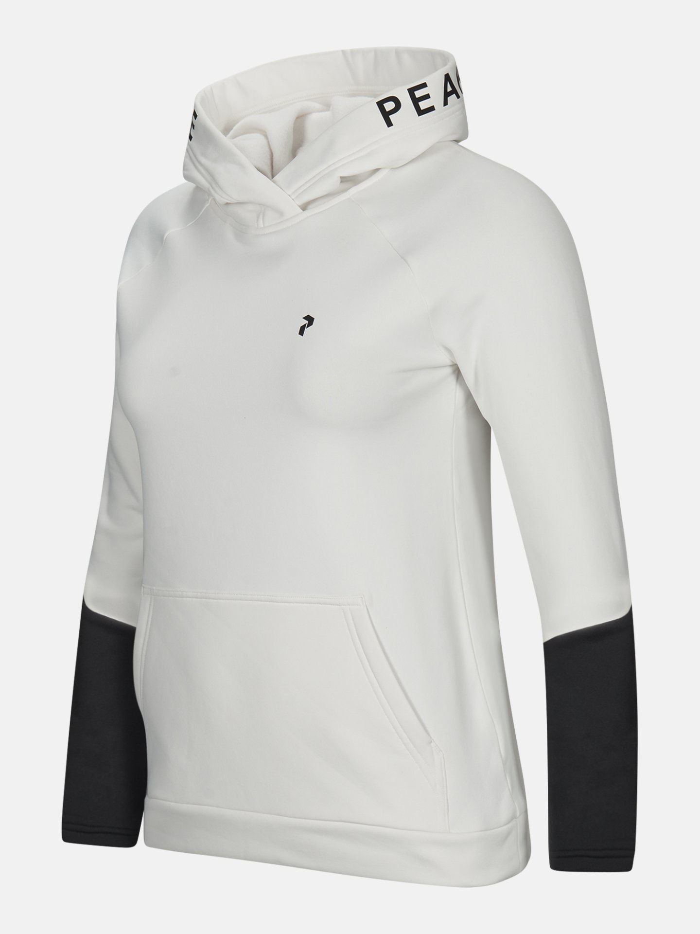Bilde av Peak Performance  W Ride HOOD 099 Offwhite