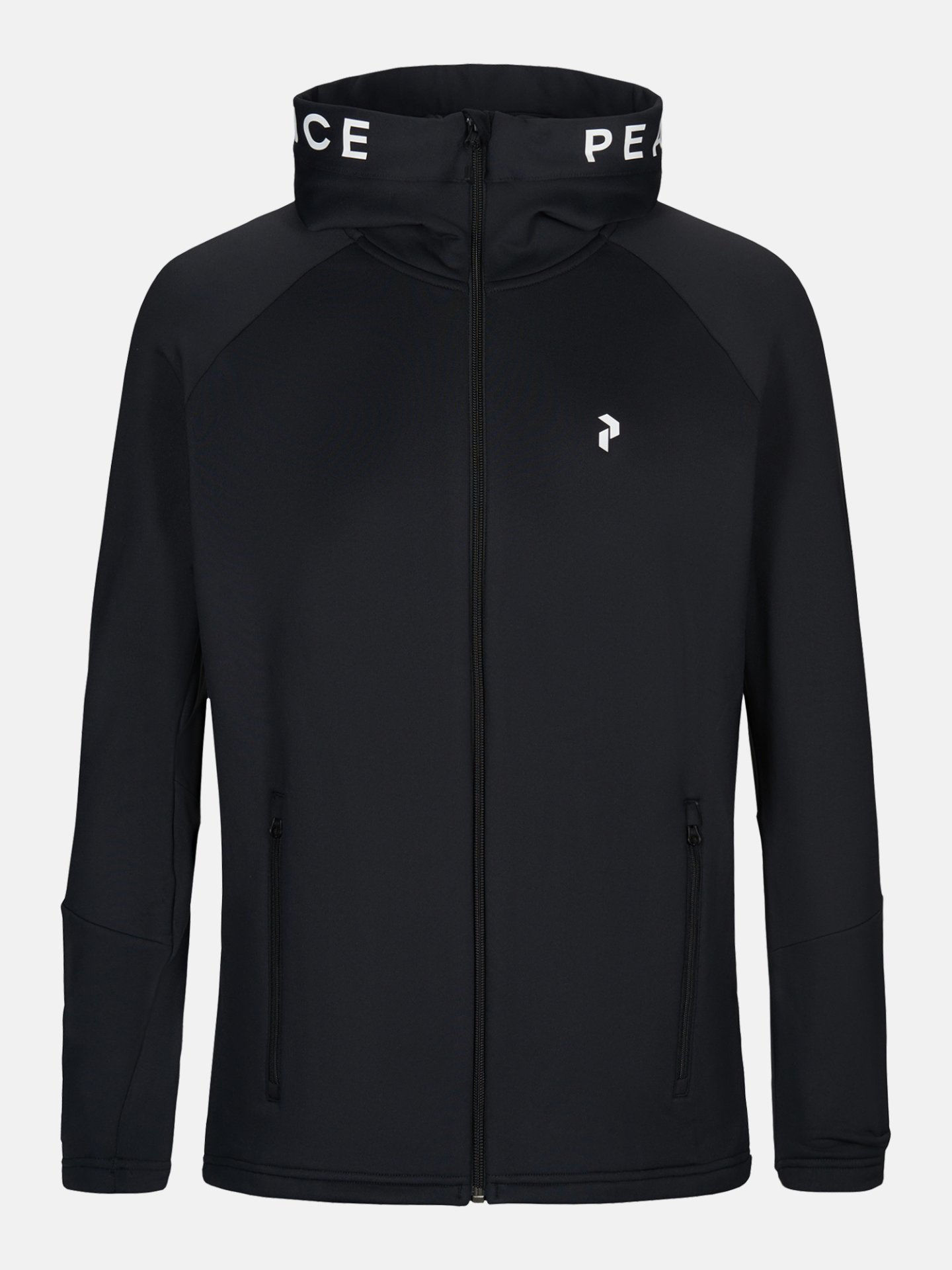 Bilde av Peak Performance M Rider ZIP HOOD 050 Black