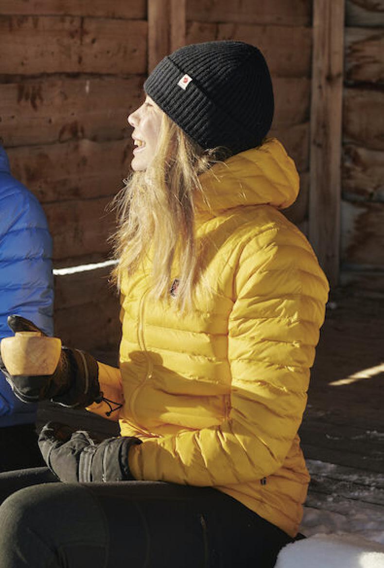Bilde av Fjällräven  Expedition Lätt Hoodie W 154 Dandelion