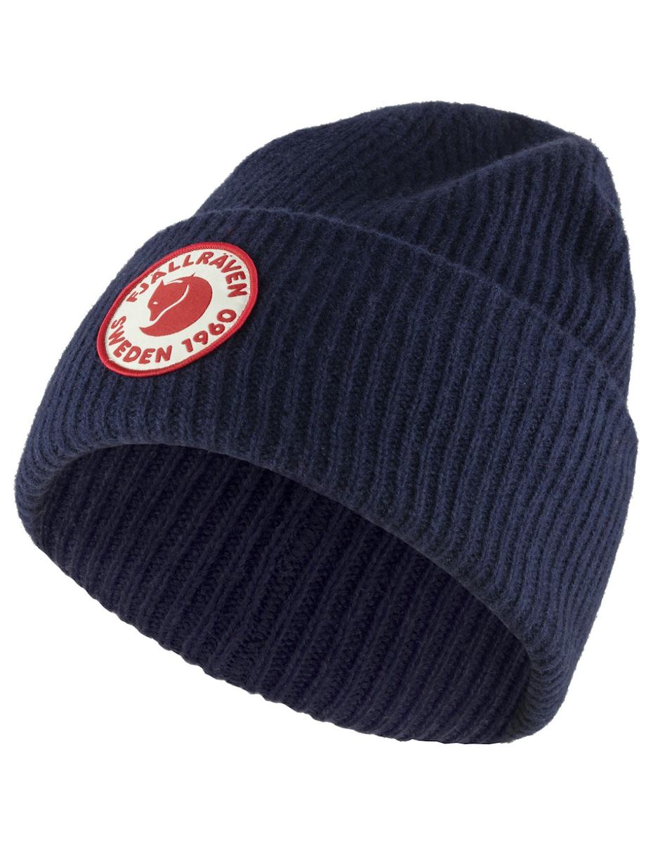 Bilde av Fjällräven  1960 Logo Hat 555 Dark Navy