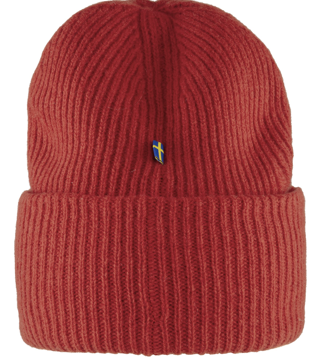 Bilde av Fjällräven  1960 Logo Hat 334 True Red