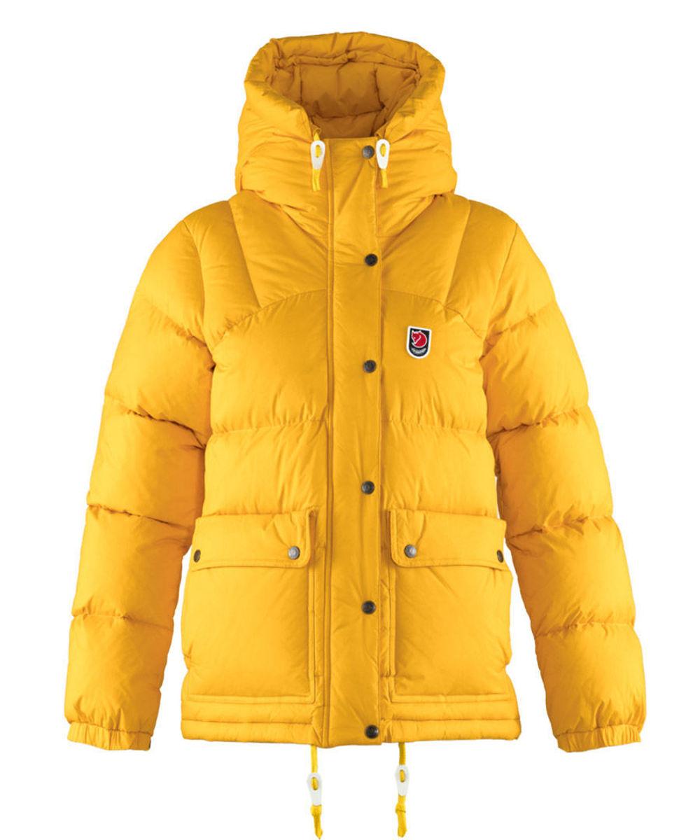 Bilde av Fjällräven  Expedition Down Lite Jacket W 154 Dandelion