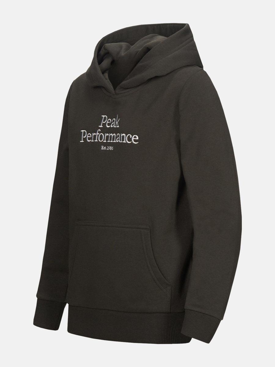 Bilde av Peak Performance  JUNIOR Original Hood 4EP Coniferous Green