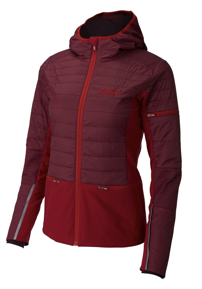 Bilde av Swix Horizon Jacket W Swix Red