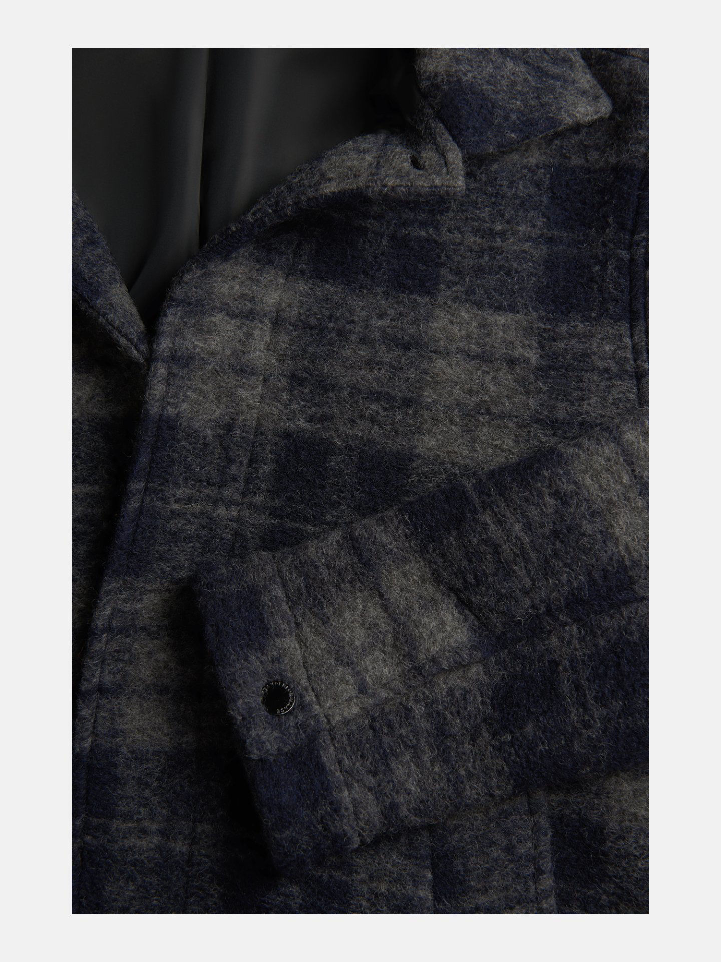 Bilde av Peak Performance  M Wool Shirt 918 Print208