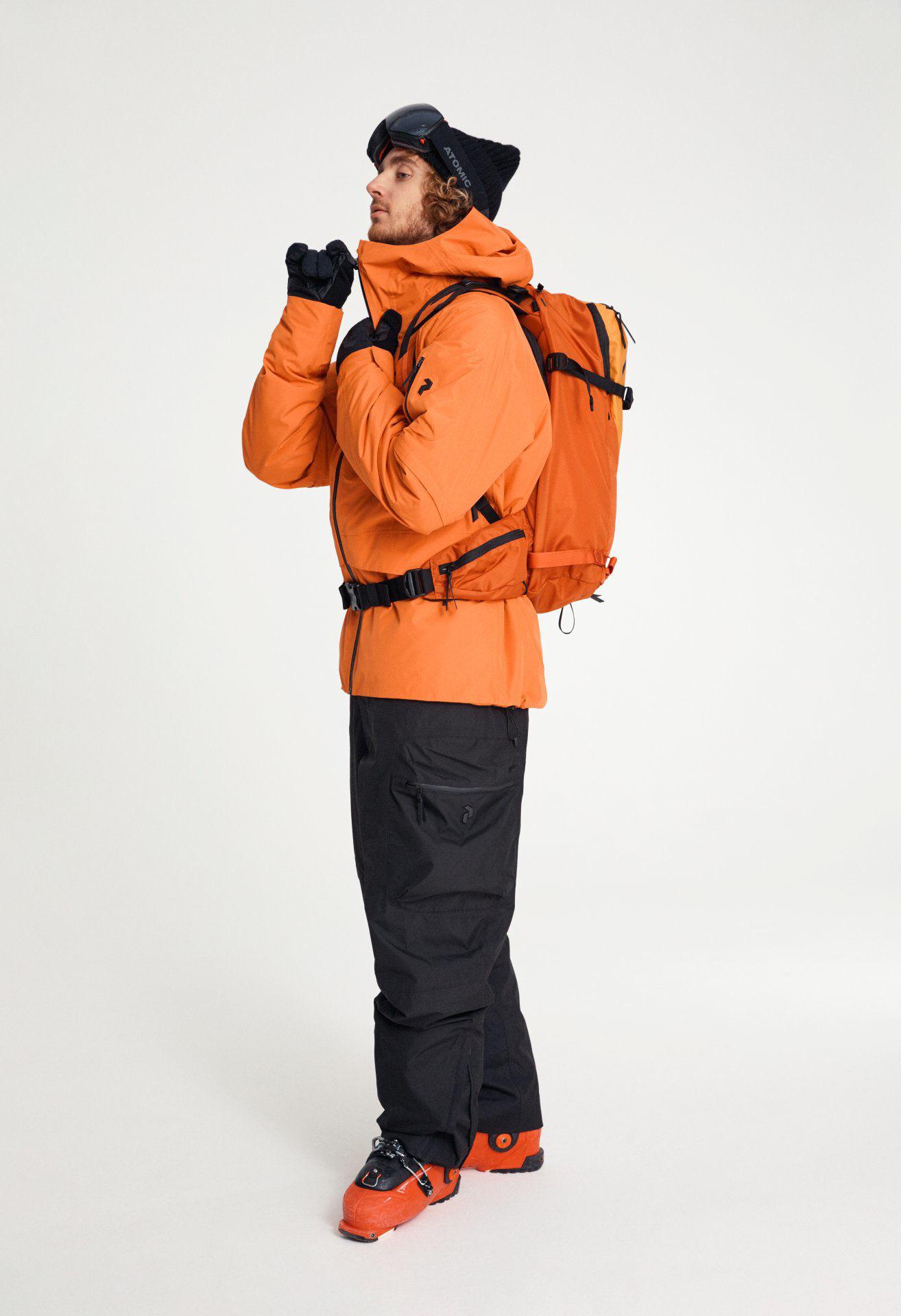 Bilde av Peak Performance  Ver BP L 86X Orange Altitude Topptursekk