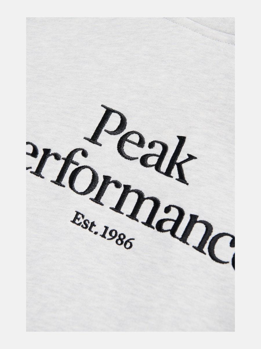 Bilde av Peak Performance  M Orig H M03 Med Grey Mel