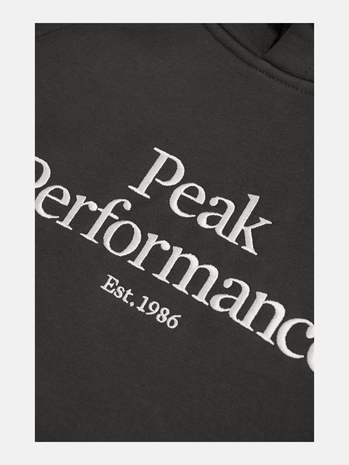Bilde av Peak Performance  M Original Hood 4EP Coniferous Green