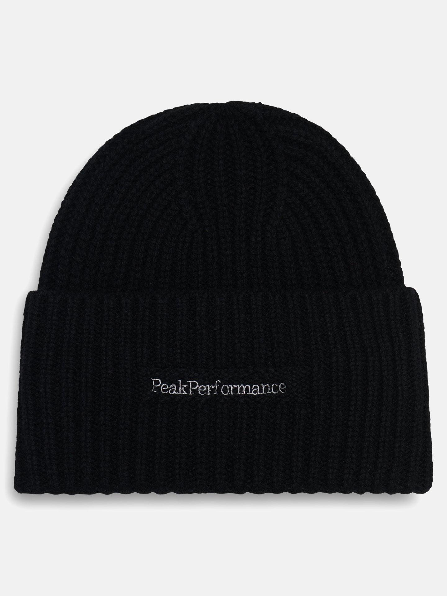 Bilde av Peak Performance  Mason Hat 050 Black