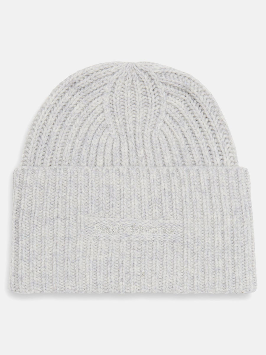 Bilde av Peak Performance  Mason Hat M03 Med Grey Mel