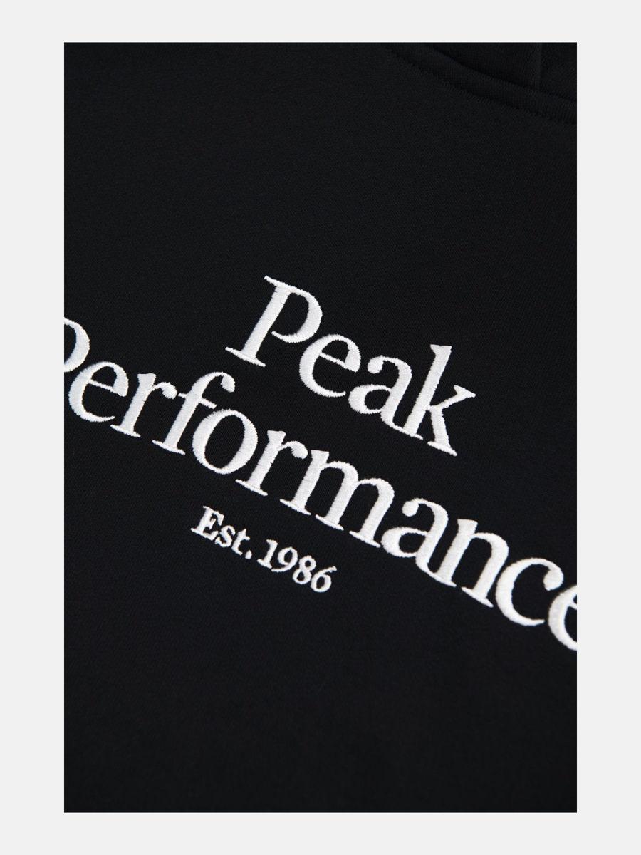 Bilde av Peak Performance  W Orig H 050 Black
