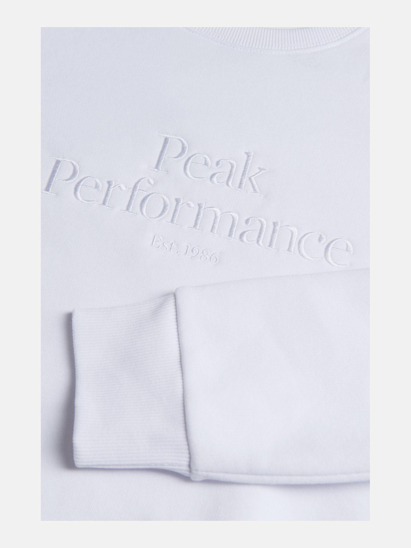 Bilde av Peak Performance  W Orig C 089 White