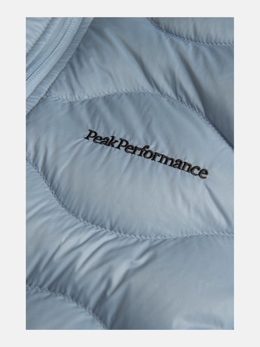 Bilde av Peak Performance  W Helium Hood Jacket 2CN Ice Glimpse