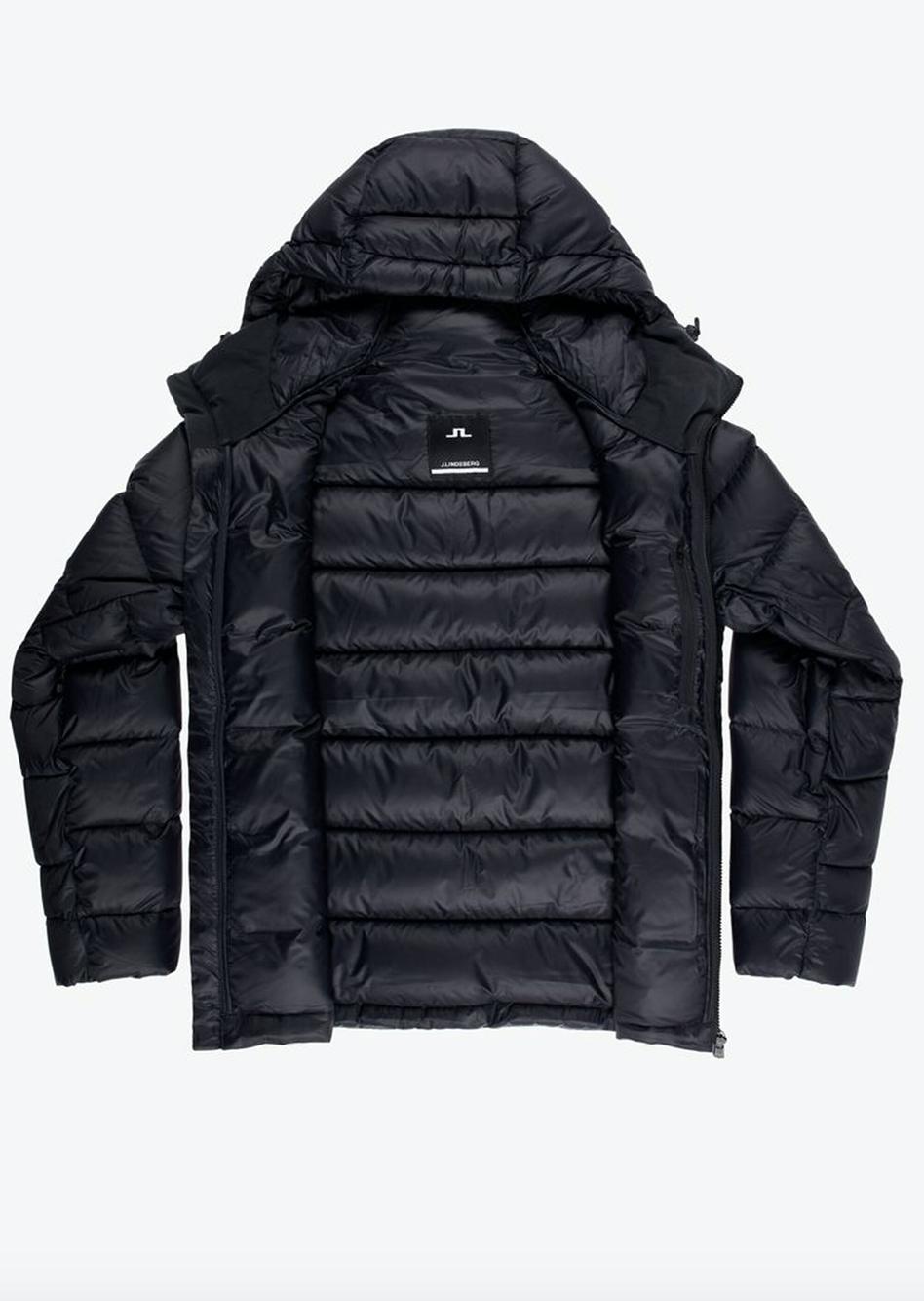 Bilde av Lindeberg Ross down jacket SMOW02277 9999 black