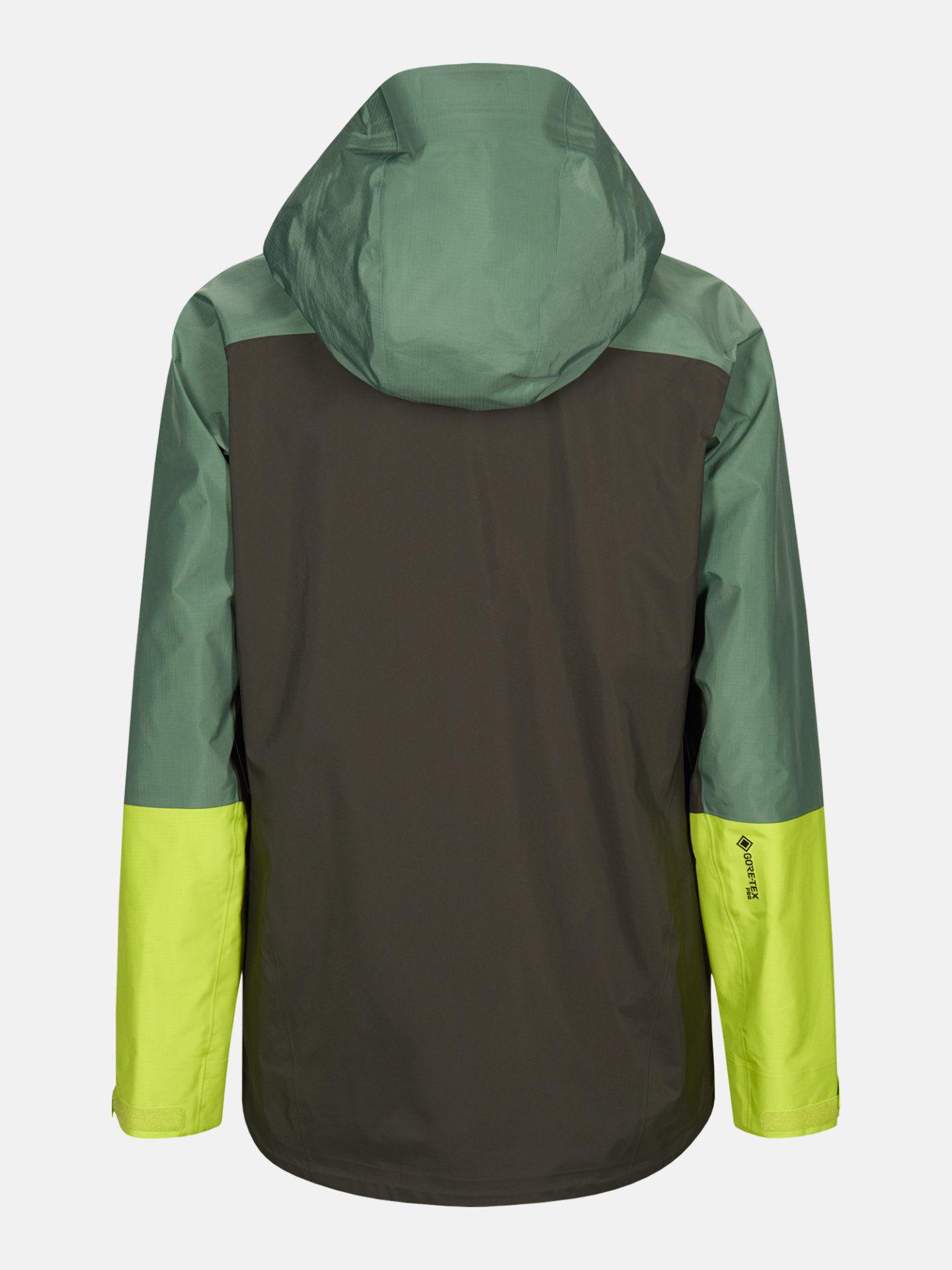 Bilde av Peak Performance  M Vislight PRO Jacket 4EP Coniferous Green