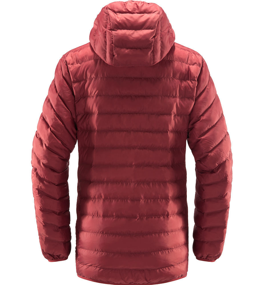 Bilde av Haglöfs  Särna Mimic Hood Women 4D4 Brick Red