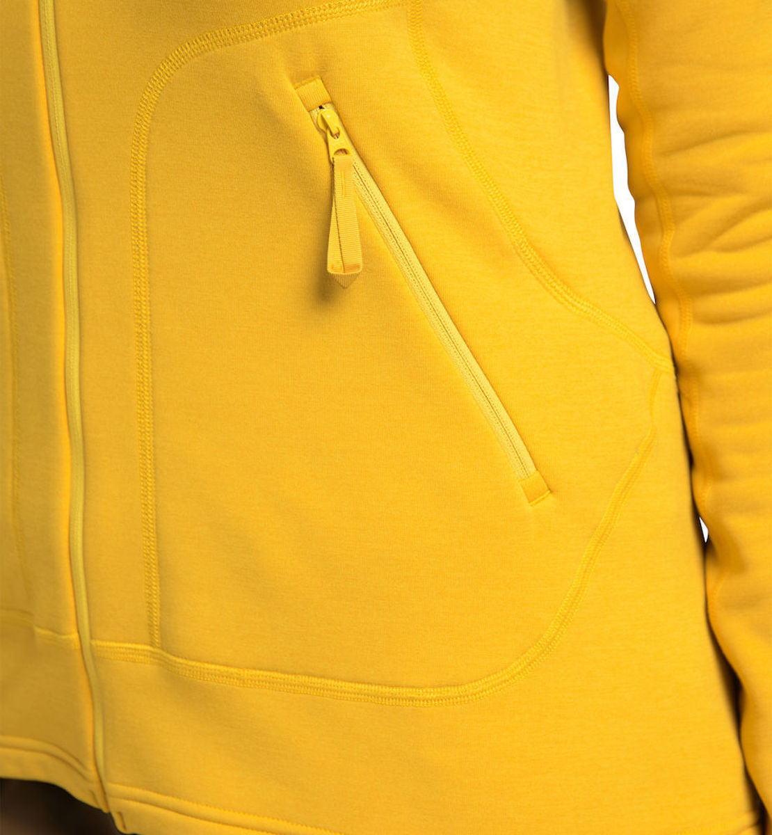 Bilde av Haglöfs  Heron Hood Women 4L4 Pumpkin Yellow