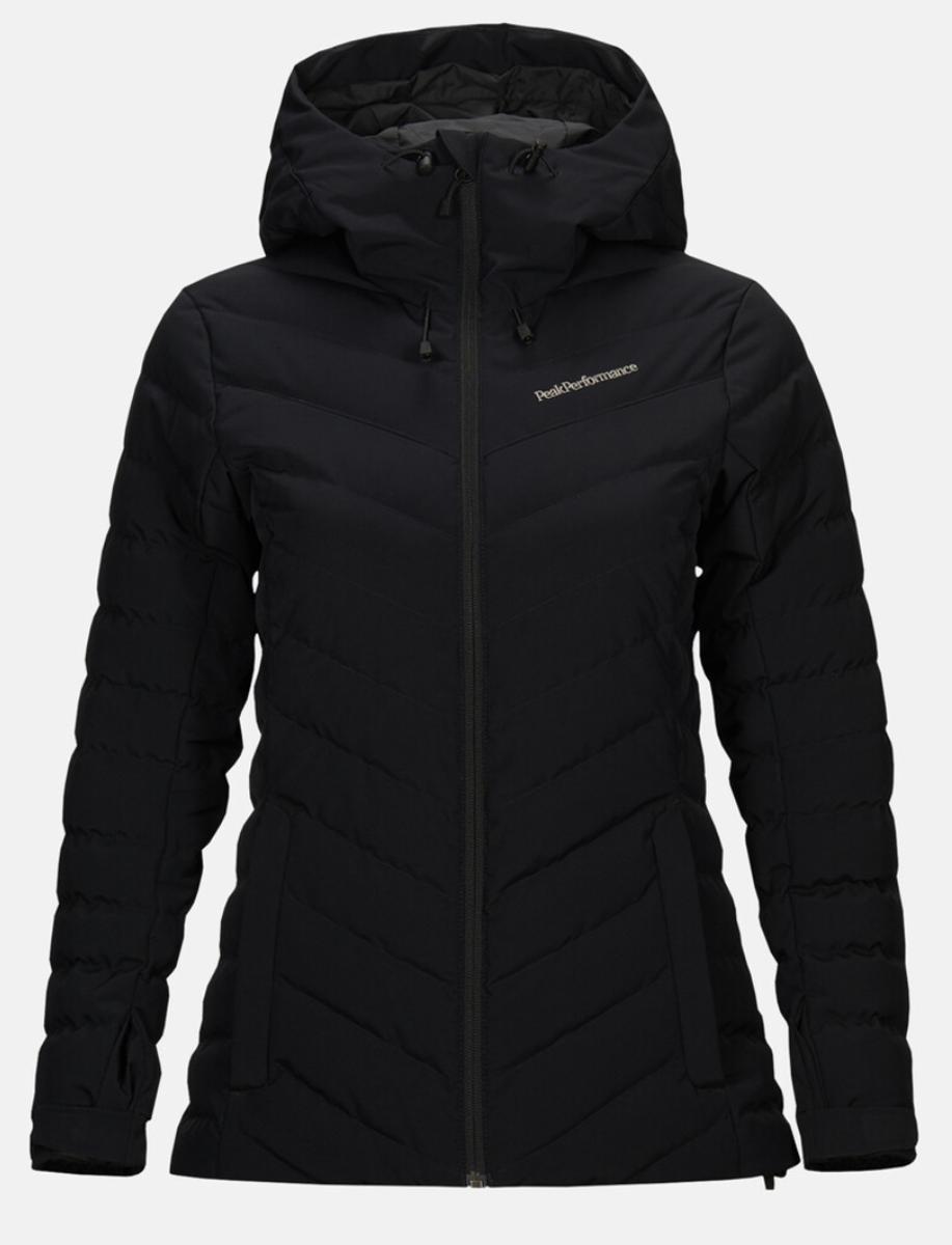 Bilde av Peak Performance  W Frost Ski Jacket 050 Black