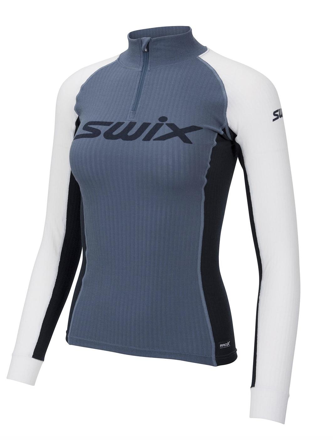 Bilde av Swix  RaceX bodyw halfzip W 72102 Blue Sea