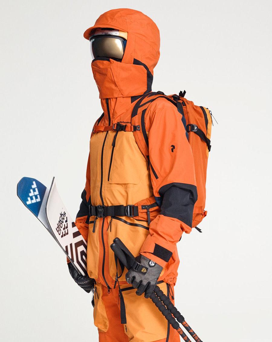 Bilde av Peak Performance  M VertPROJ 86X Orange Altitude
