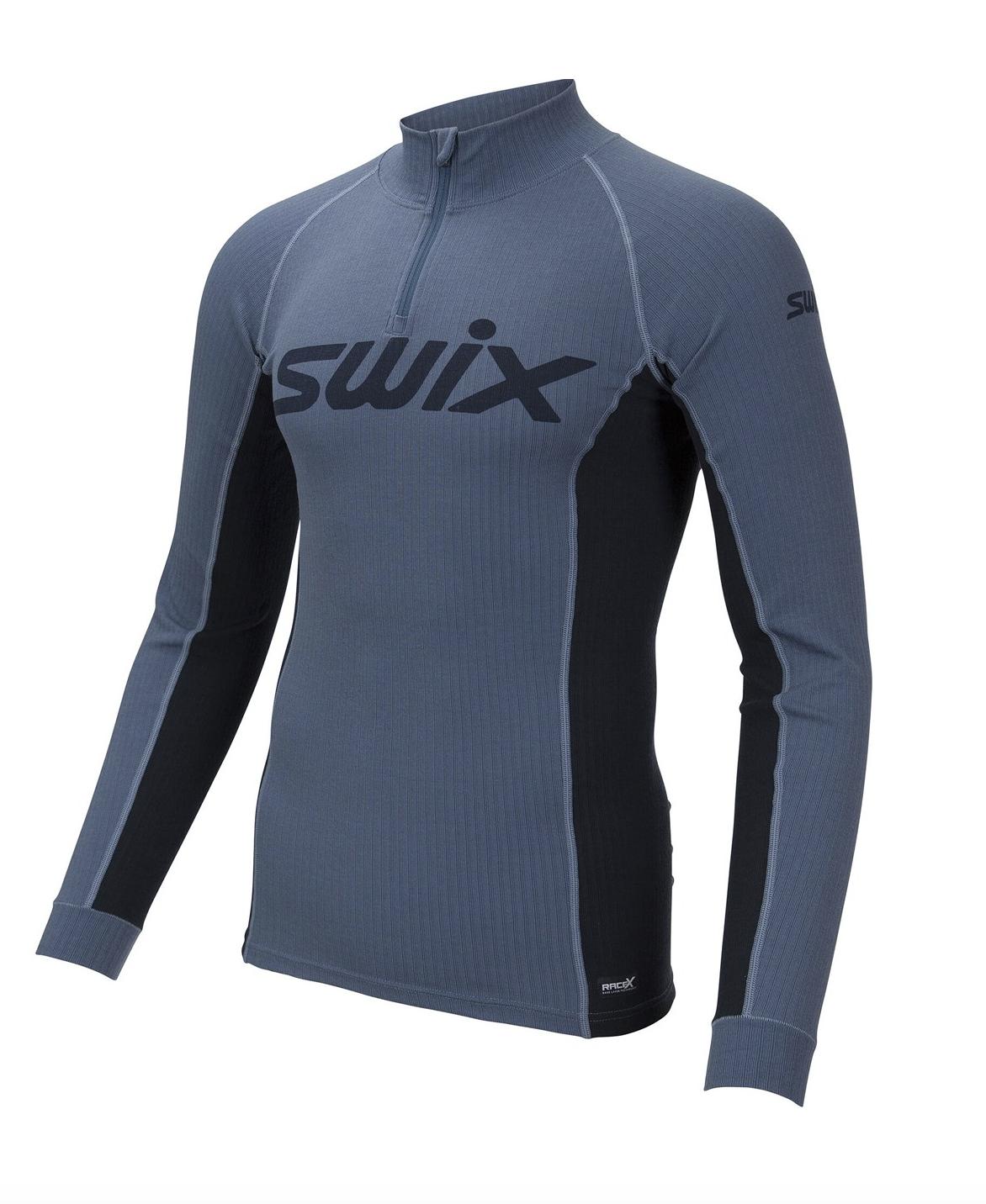 Bilde av Swix  RaceX bodyw halfzip M 72102 Blue Sea