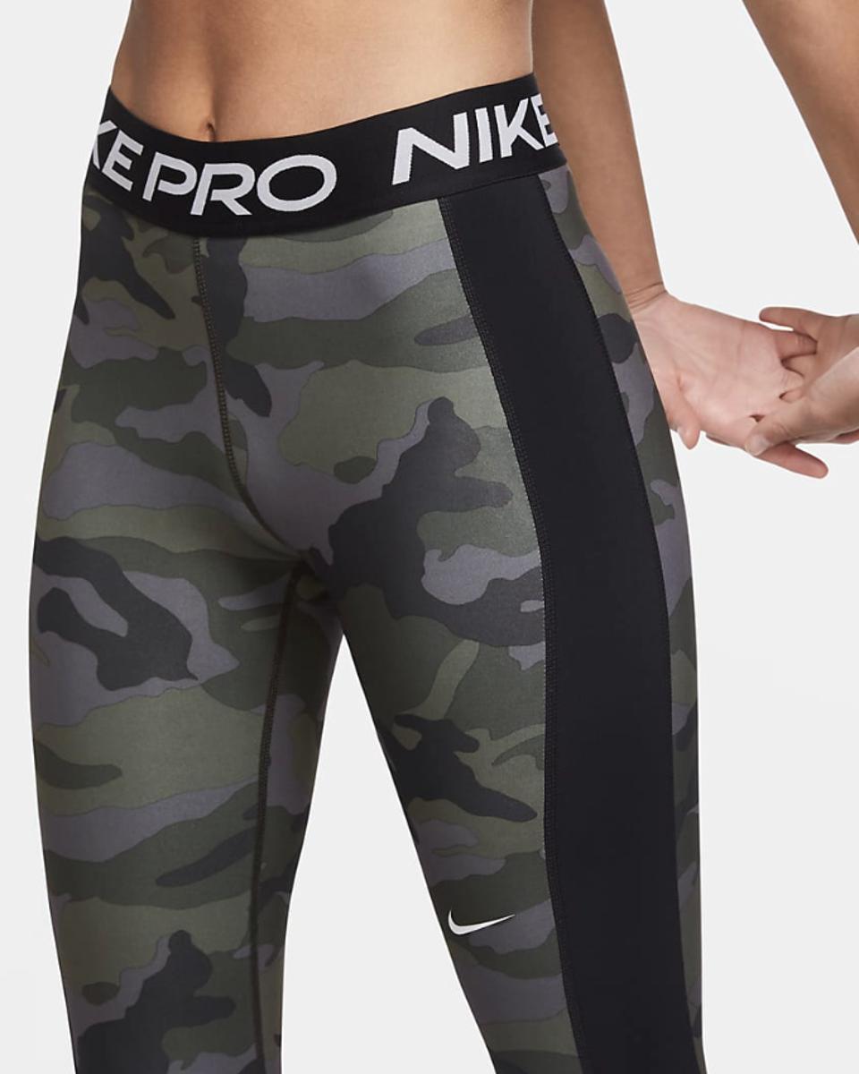 Bilde av Nike W np tight 7/8camo CU4626-082