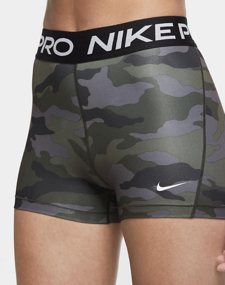 Bilde av Nike W short 3in camo CU4636-082