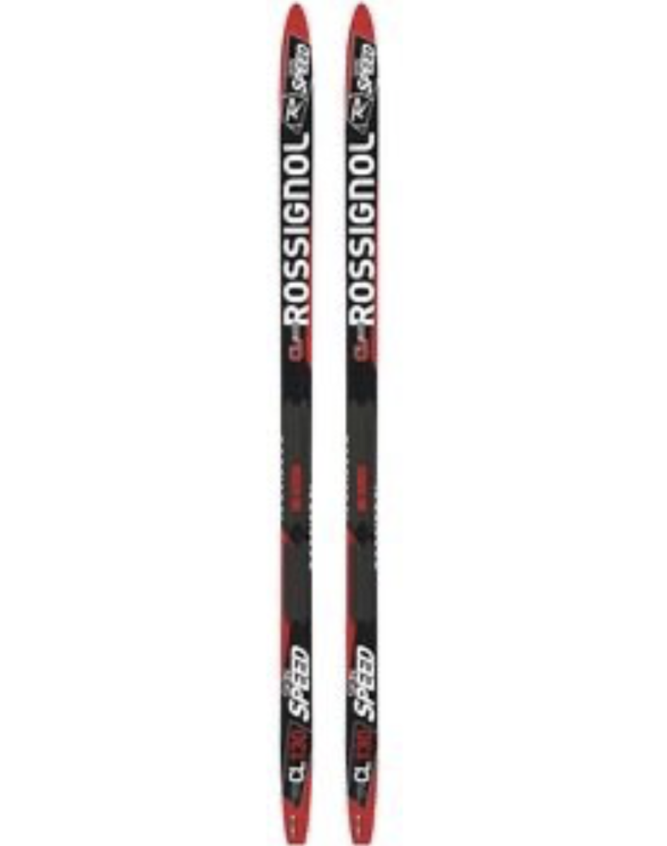 Bilde av Rossignol  SPEED SKIN (SHORT SIZES) IFP Black/Red