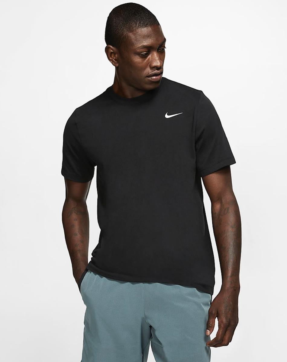 Bilde av Nike mens tee crew solid AR6029-010