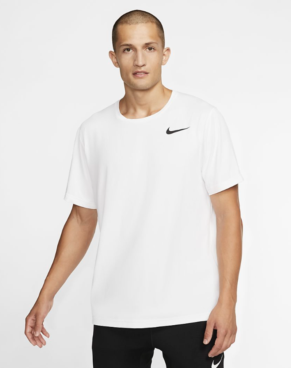 Bilde av Nike mens ss top dry CJ4611-100