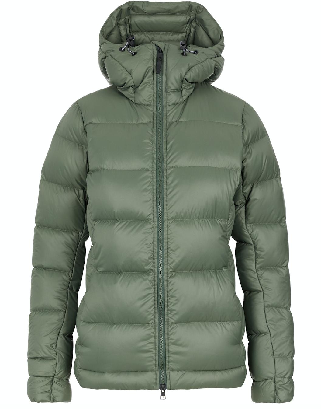 Bilde av Lindeberg Rose down jacket SWOW02256 M435 thyme green