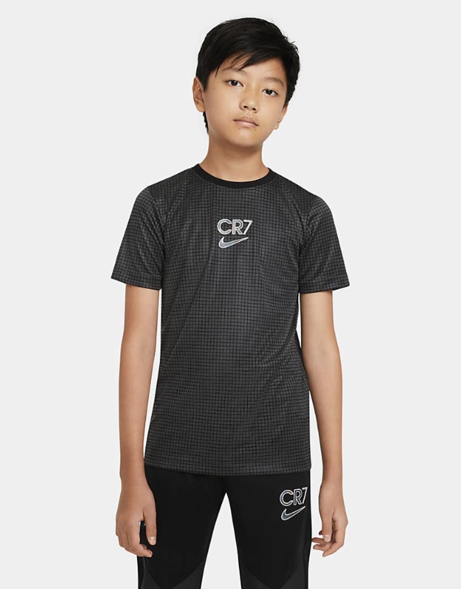 Bilde av Nike jr boys cr7 dry topp ss CT2975-060