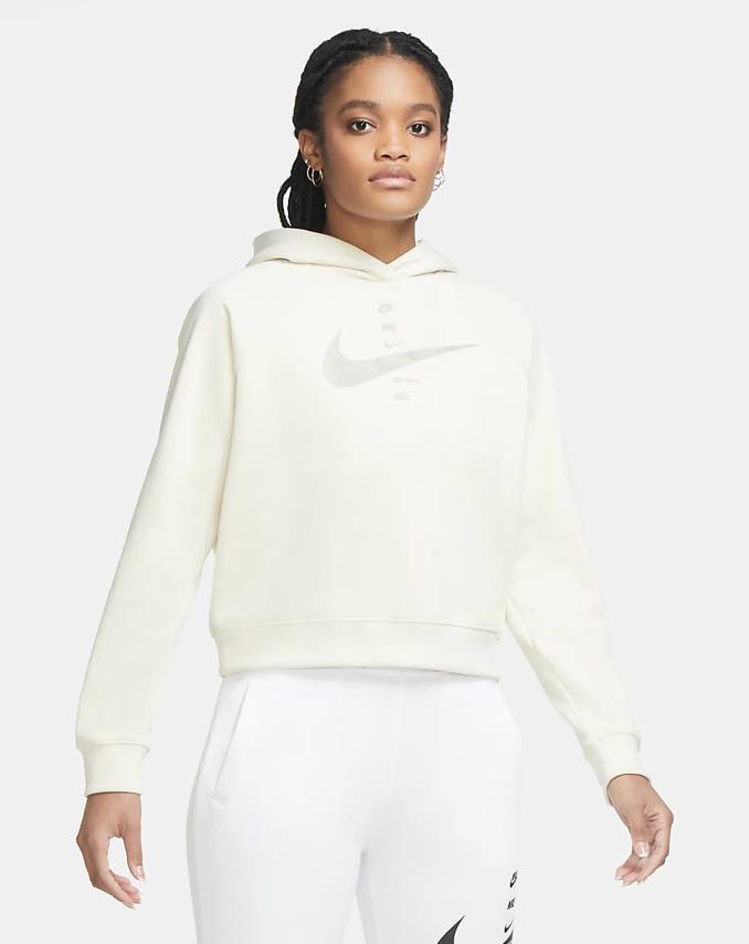 Bilde av Nike W swsh hoodie CU5676-238