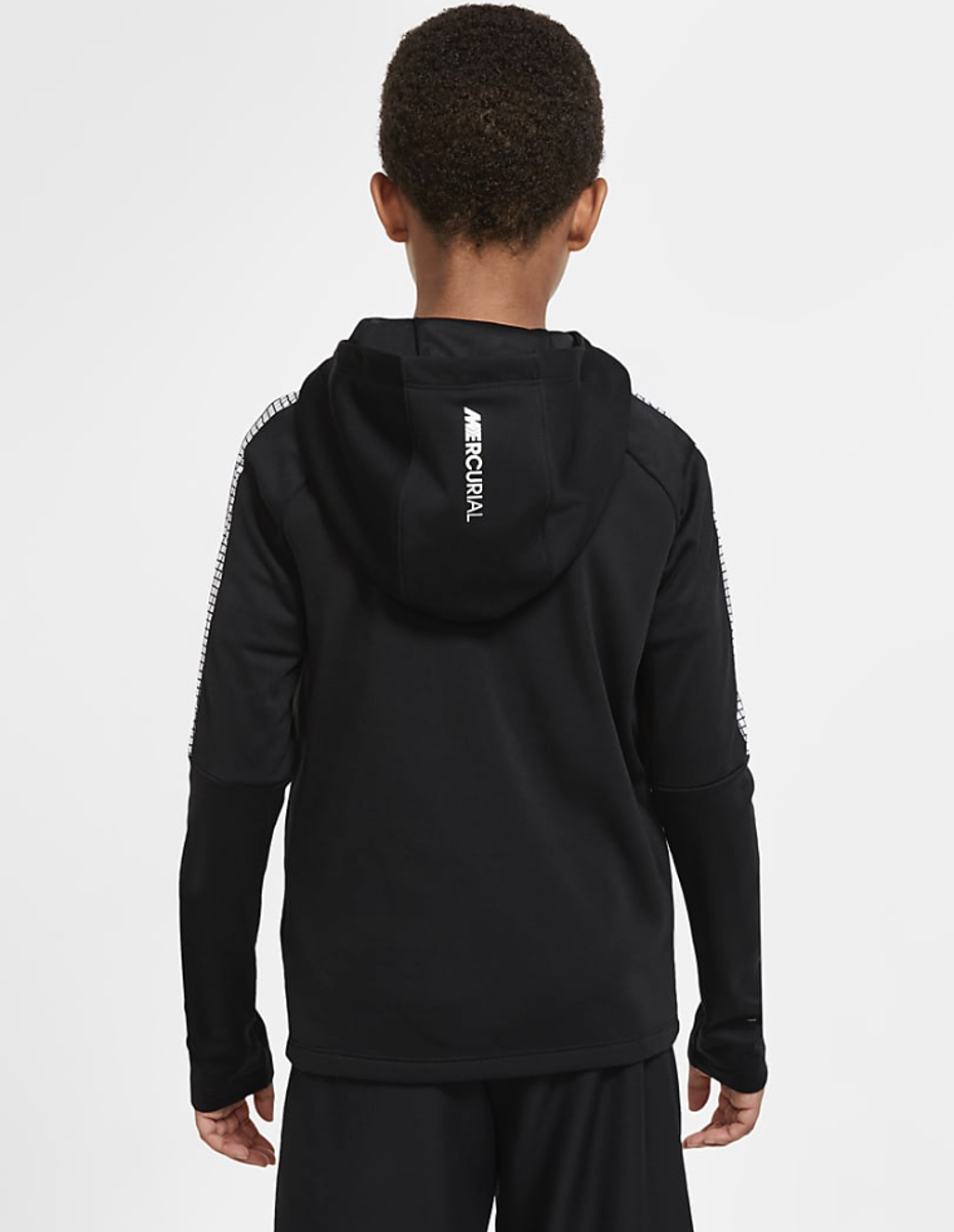 Bilde av Nike JUNIOR boys dry dril hoodie CT2972-010