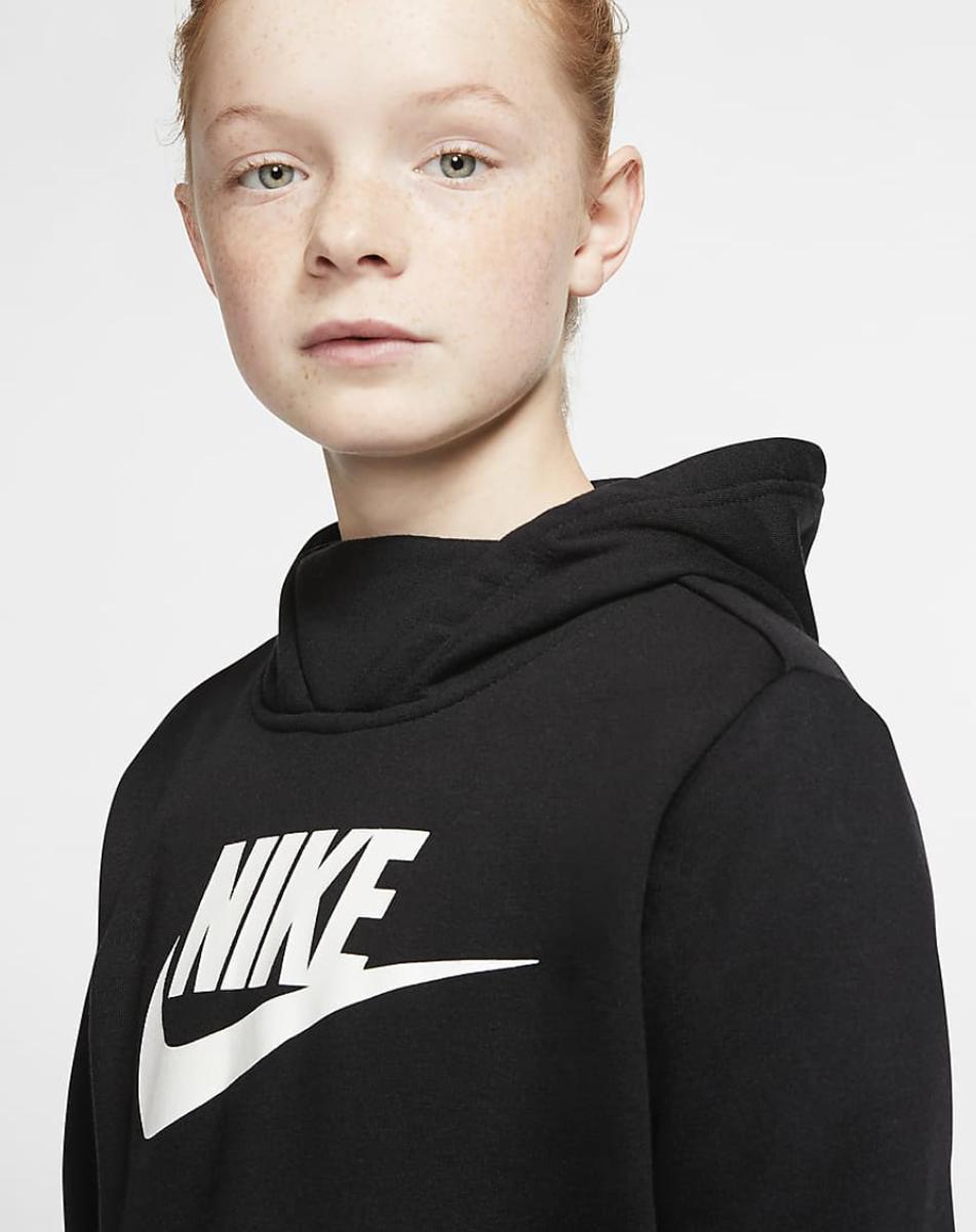Bilde av Nike jr girls pe pullover BV2717-010