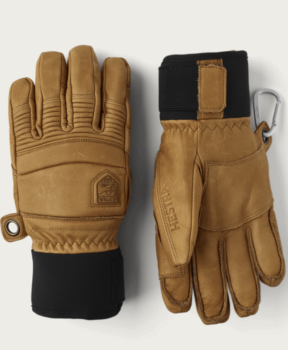 Bilde av Hestra  Leather Fall Line - 5 finger, Kork