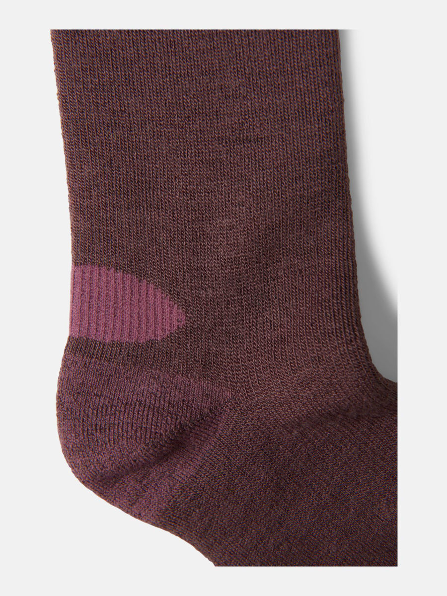 Bilde av Peak Performance  Warm Sock 53A Frosty Rose