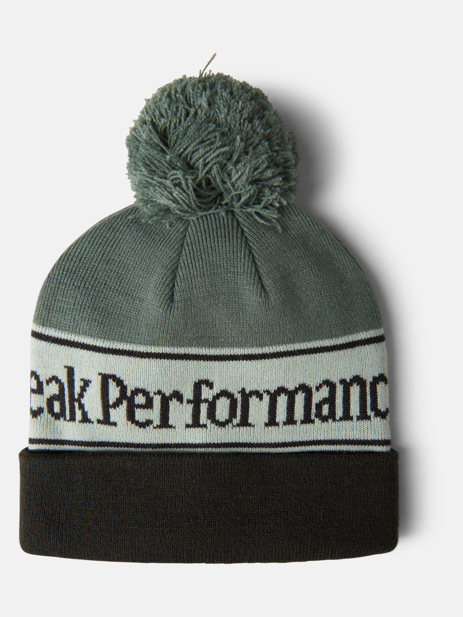 Bilde av Peak Performance  Jr PowHat 4EP Coniferous Green